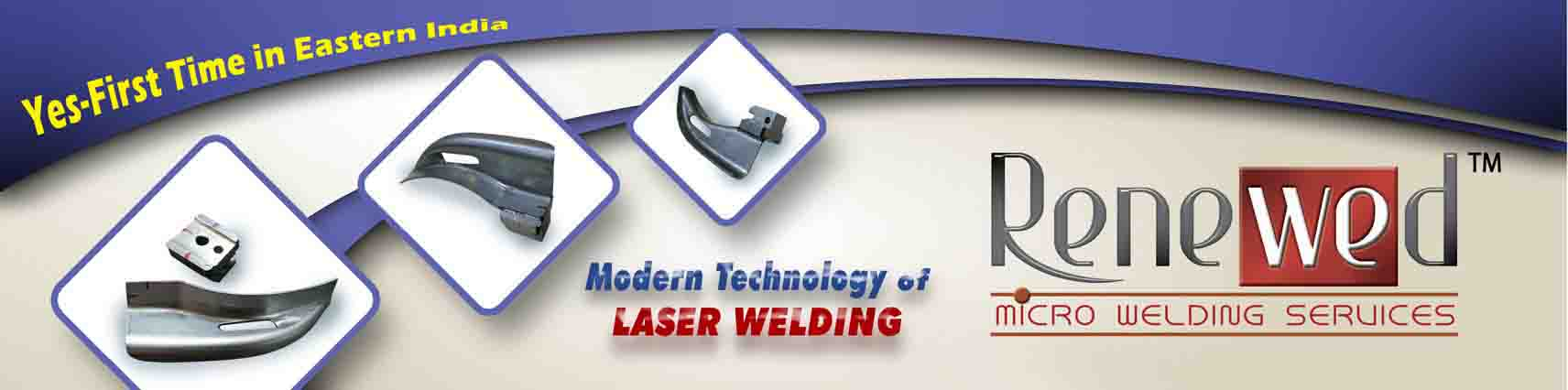Renewed-Laser Welding Services