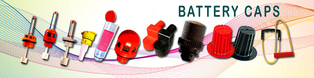Battery Vent Caps